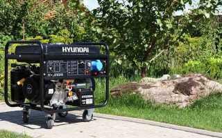 Как рассчитать мощность генератора для дома