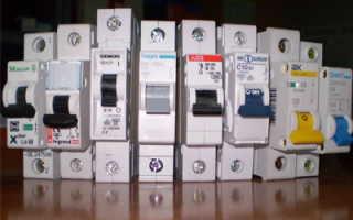 Производители автоматов электрических