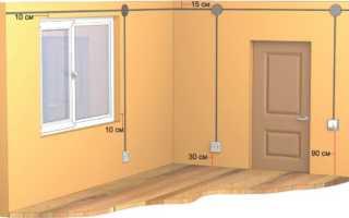 Расположение распределительных коробок в квартире панельного дома