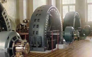 Из каких частей состоит генератор переменного тока