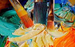 Покраска фанеры морилкой