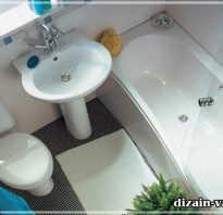 Как переделать ванную комнату в панельном доме?