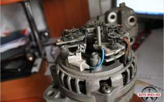 Как проверить обмотку генератора мультиметром