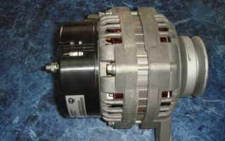 Как из генератора 12 вольт сделать электродвигатель