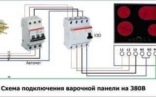 Какой автомат поставить на электроплиту