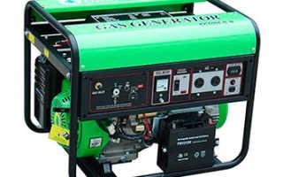 Газовый генератор от магистрального газа