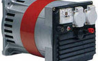 Асинхронный двигатель в режиме генератора