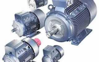 Выбор автомата для асинхронного двигателя