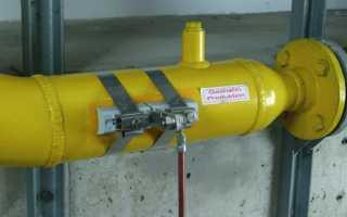 Заземление трубопроводов от статического электричества
