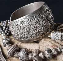 Как почистить старое серебро в домашних условиях?