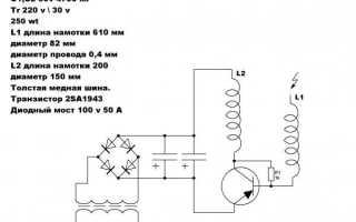 Как сделать генератор тесла в домашних условиях