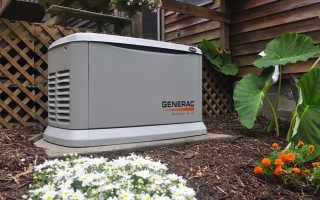 Подключение газового генератора к магистральному газу