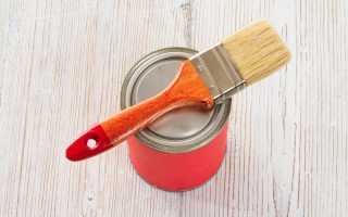 Краска для деревянной мебели без запаха