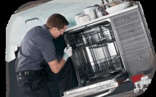 Как вытащить посудомоечную машину из встроенной кухни?