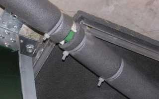 Изоляция канализационной трубы в квартире
