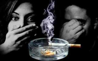 Поглотитель запаха табачного дыма в квартире