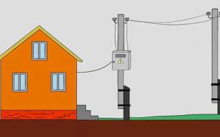 Тех условия подключения электричества образец
