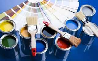 Покраска лоджии фасадной краской