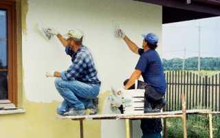 СНИП отделка фасадов жилых домов