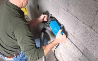 Штробление стен в панельном доме ограничения