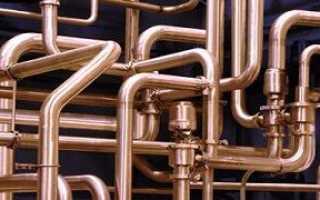 Ремонт водопроводных труб в квартире своими руками