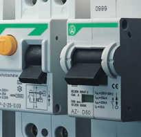 Чем отличается УЗО от автоматического выключателя