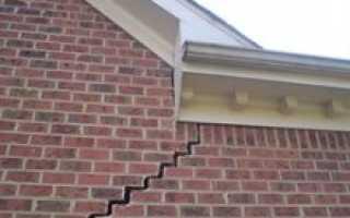 Как правильно укрепить фундамент старого дома?
