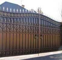 Чем покрасить металлические ворота чтобы не ржавели?
