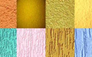 Как шпаклевать фасад дома под покраску?
