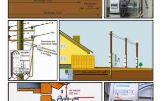 Сколько стоит подключение электричества после отключения