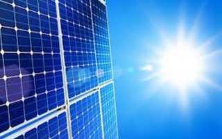 Солнечные генераторы для дачи