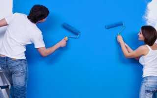Как сохранить валик до следующей покраски?