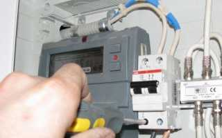Как правильно подсоединить автоматический выключатель