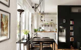 Перепланировка 3х комнатной квартиры в панельном доме