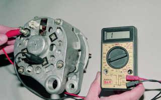 Как проверить рабочий ли генератор