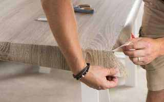 Как правильно приклеить самоклеющуюся пленку на мебель?