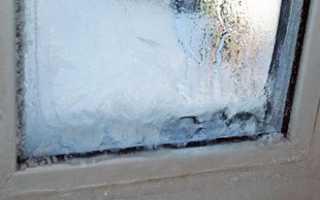 Отделка отсыревающих стен на лоджии